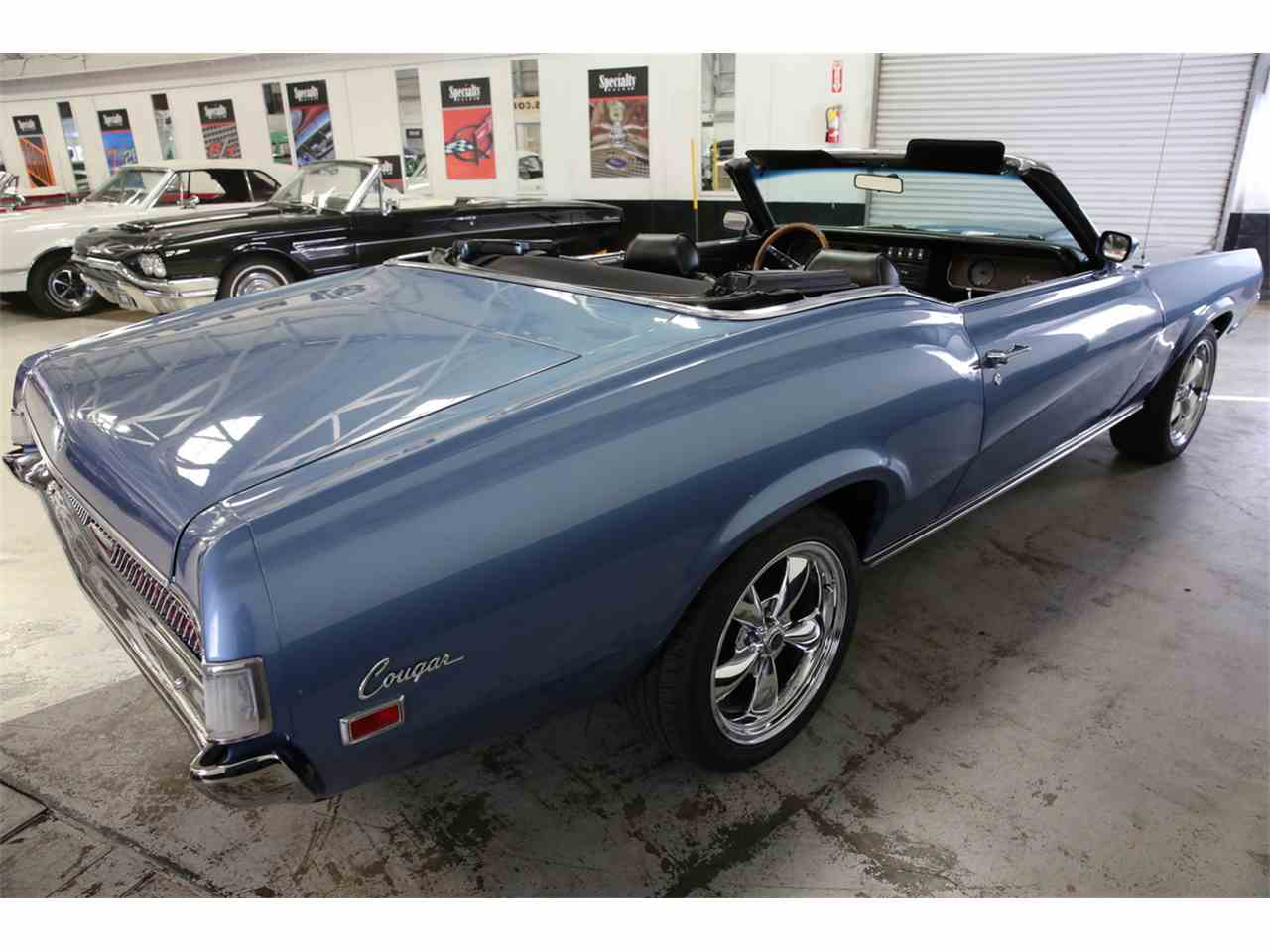 Large Picture of 1969 Cougar located in Fairfield California Offered by Specialty Sales Classics - IEVB