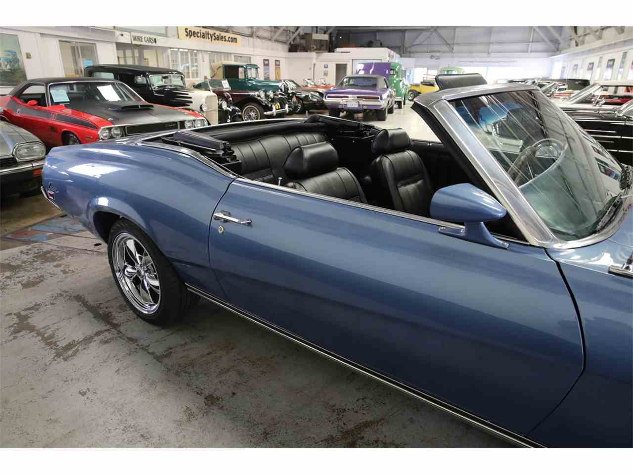 Large Picture of '69 Mercury Cougar located in California - $26,000.00 - IEVB