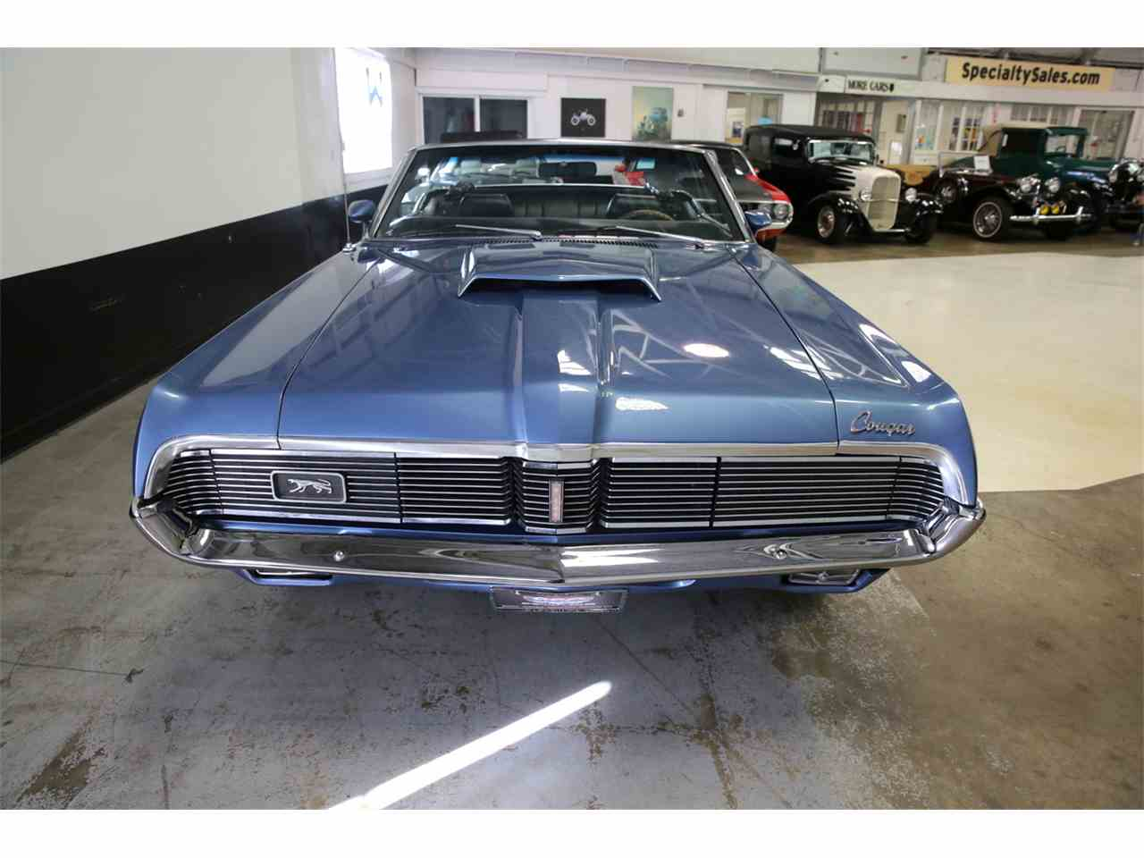 Large Picture of Classic 1969 Cougar located in Fairfield California - $26,000.00 Offered by Specialty Sales Classics - IEVB