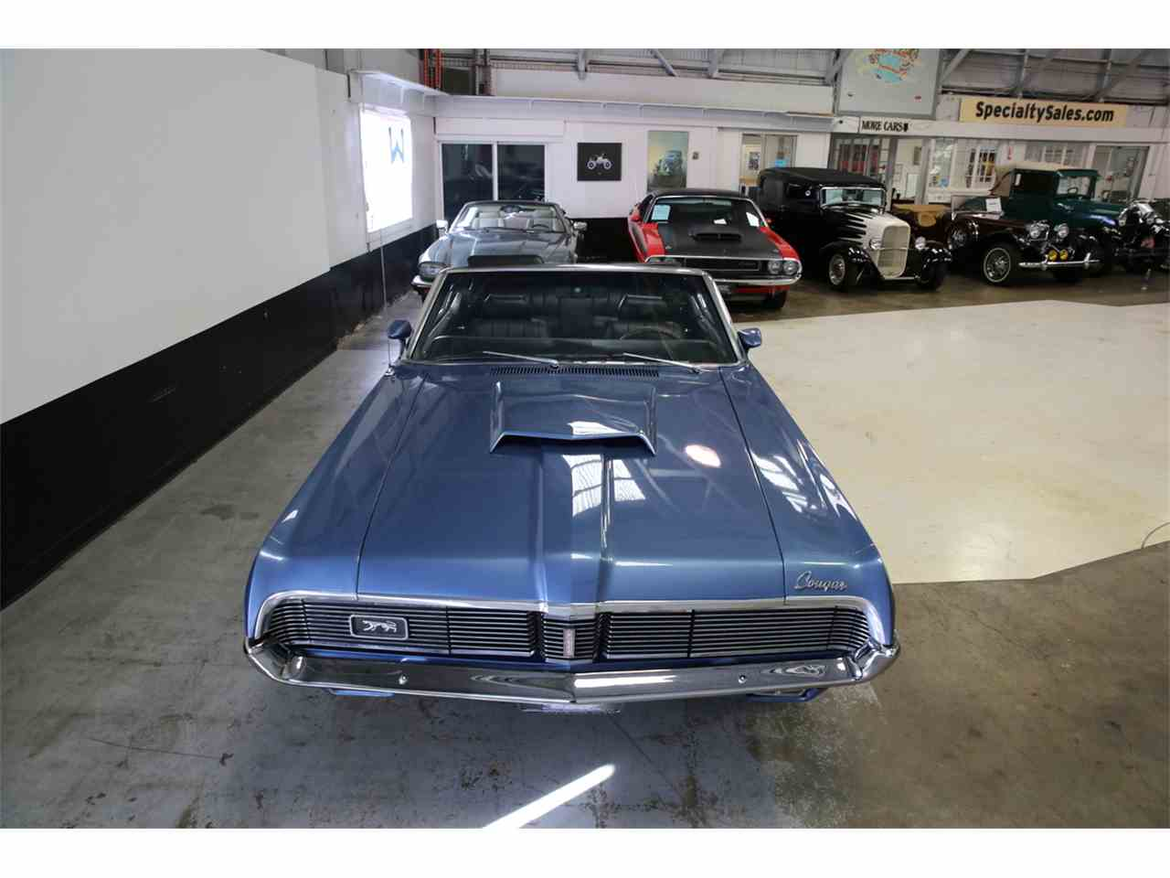 Large Picture of Classic '69 Cougar located in Fairfield California Offered by Specialty Sales Classics - IEVB