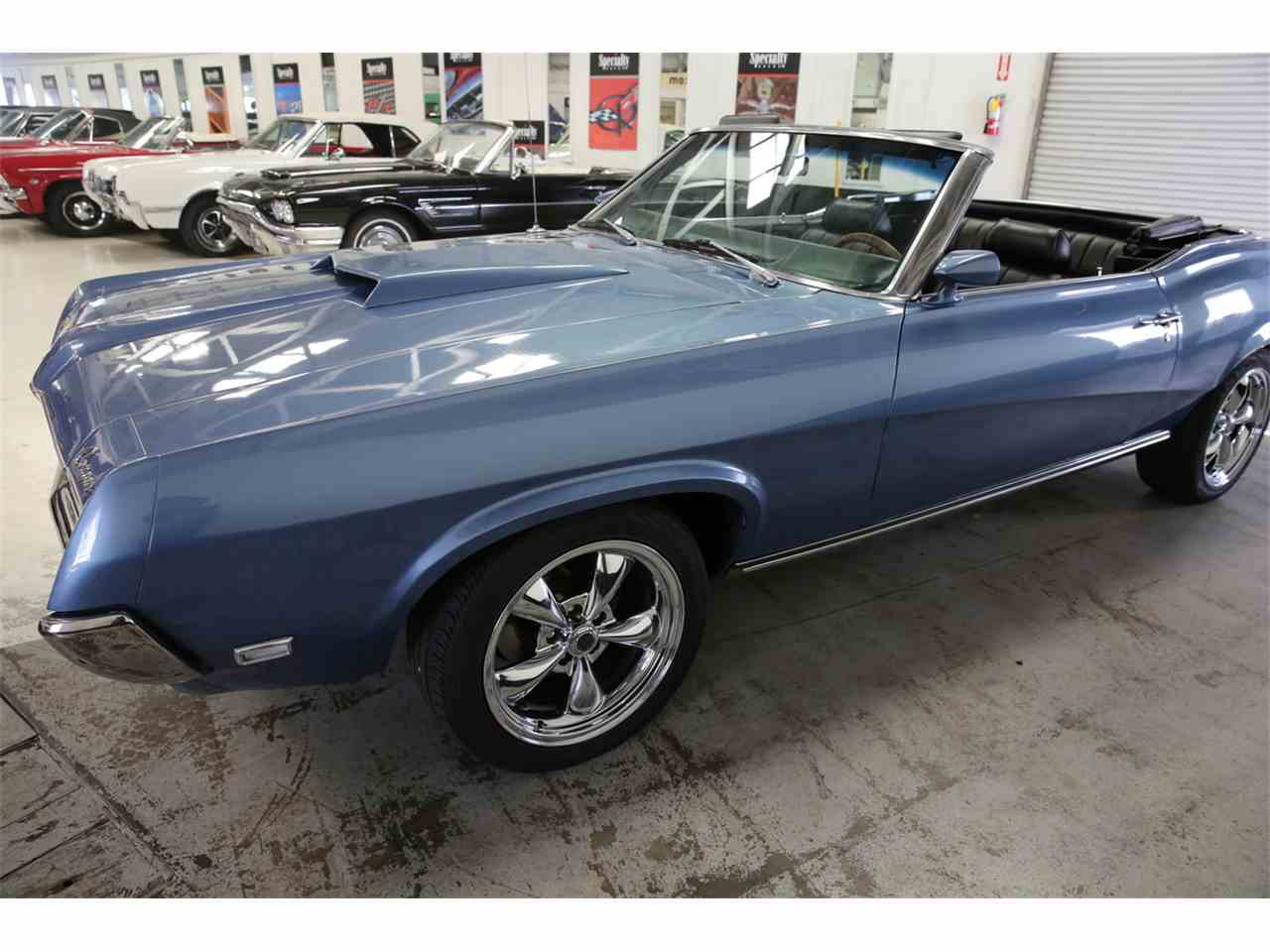 Large Picture of '69 Mercury Cougar located in Fairfield California Offered by Specialty Sales Classics - IEVB