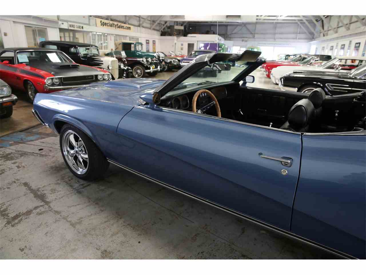 Large Picture of '69 Mercury Cougar - $26,000.00 - IEVB