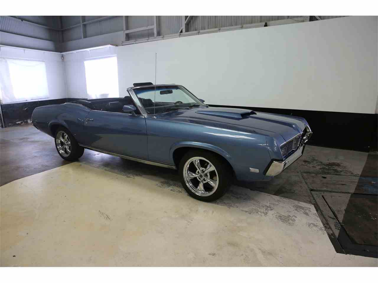 Large Picture of 1969 Mercury Cougar located in Fairfield California Offered by Specialty Sales Classics - IEVB