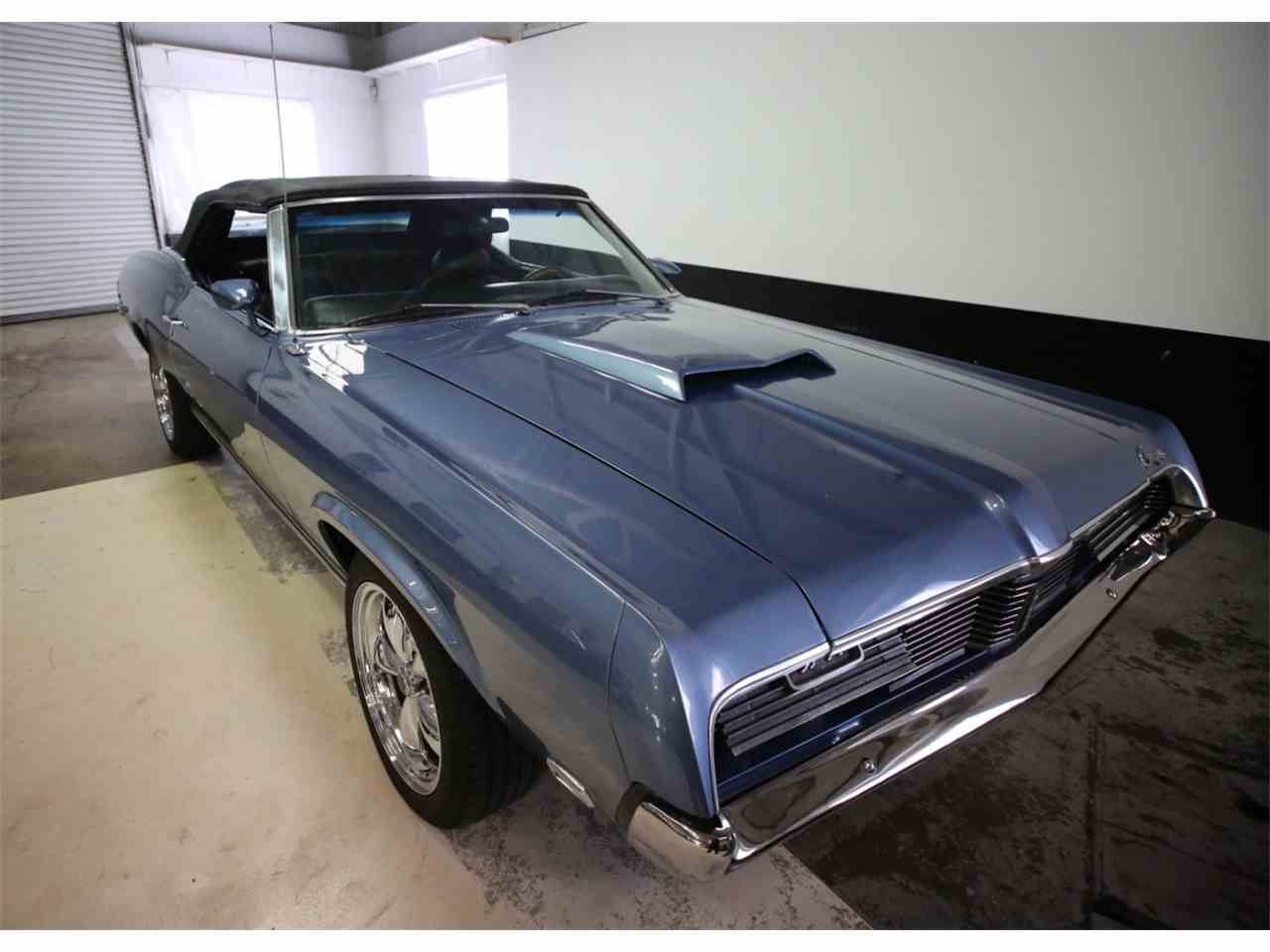 Large Picture of '69 Mercury Cougar located in Fairfield California - IEVB