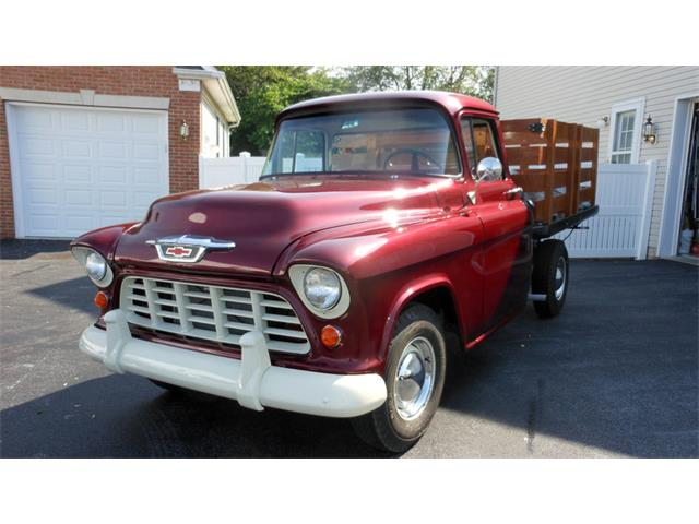 1955 Chevrolet 3200 Stake Bed   859313