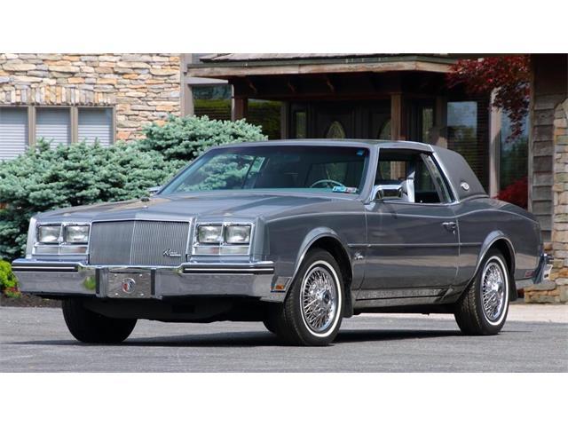 1985 Buick Riviera | 859340