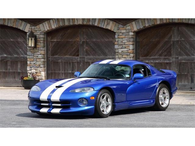 1996 Dodge Viper   859352