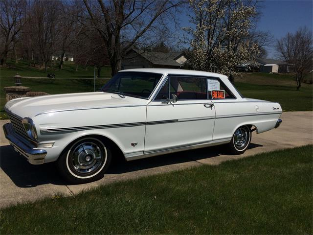 1963 Chevrolet Nova SS | 861074