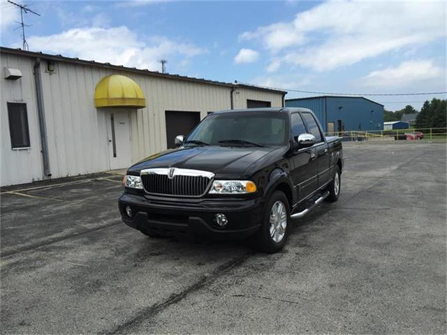 2002 Lincoln Blackwood Pickup | 861099