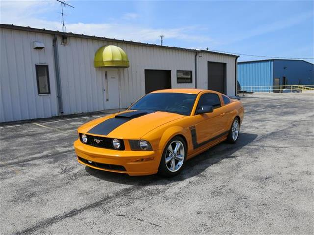 2007 Ford Mustang | 861177