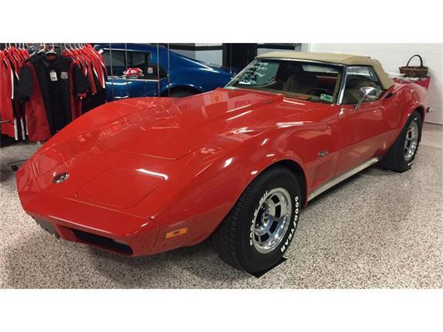 1973 Chevrolet Corvette | 861185
