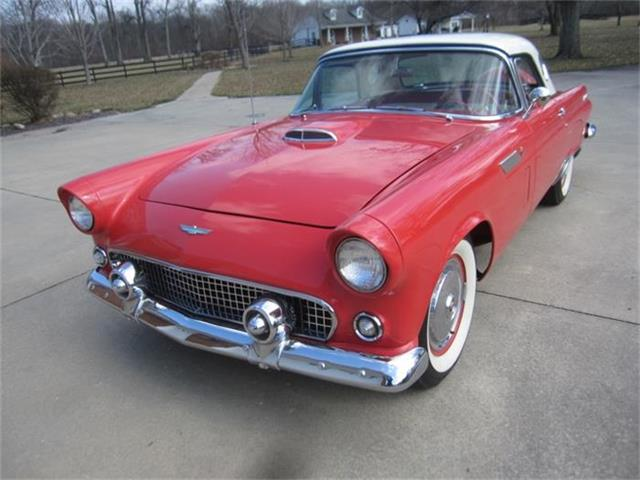 1956 Ford Thunderbird | 861233