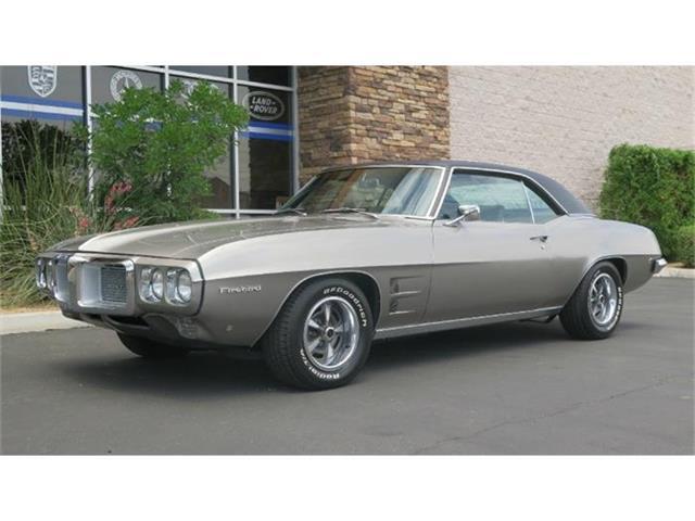 1969 Pontiac Firebird | 861441