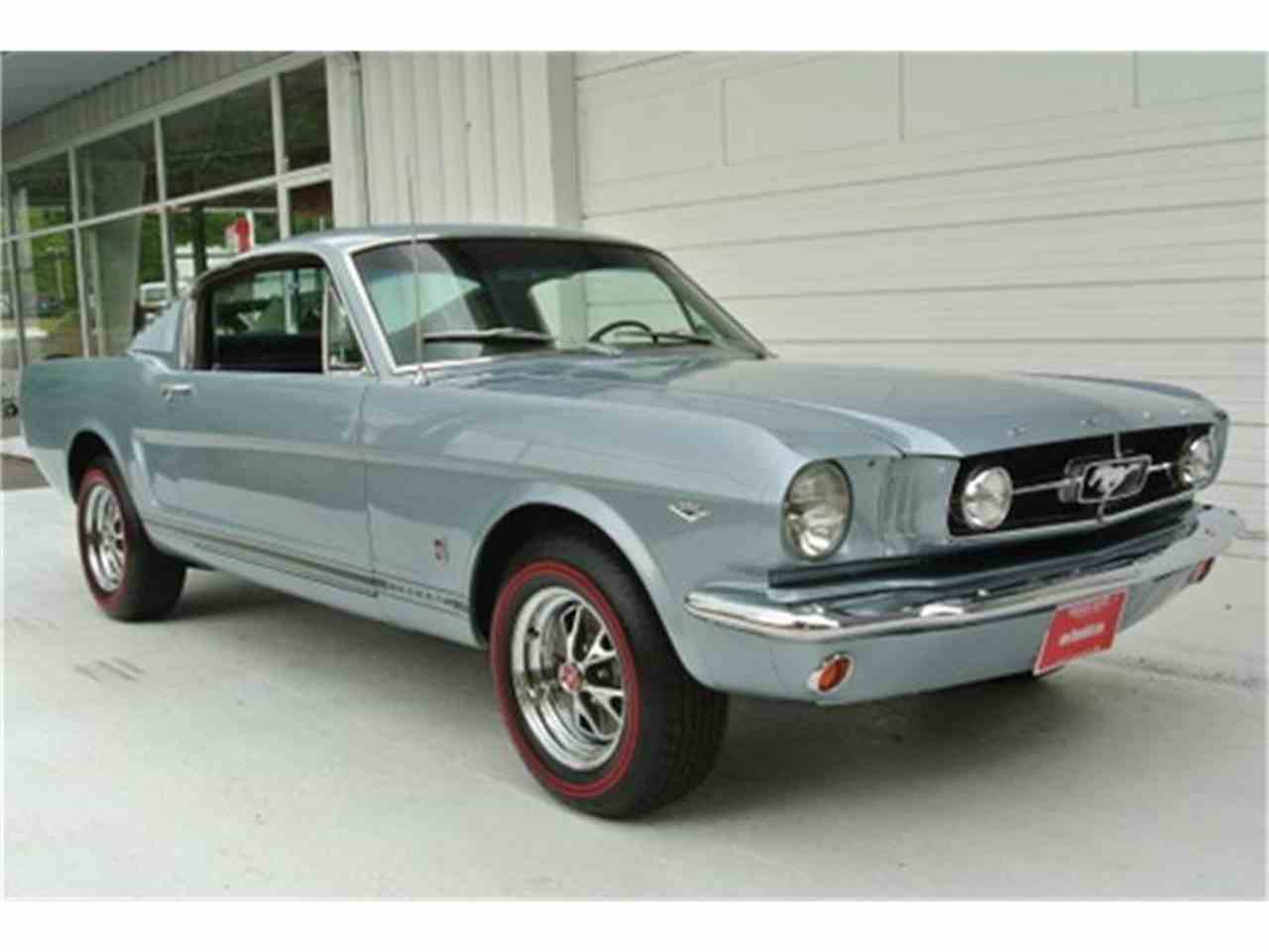Large Picture of '65 Mustang GT - IGPQ