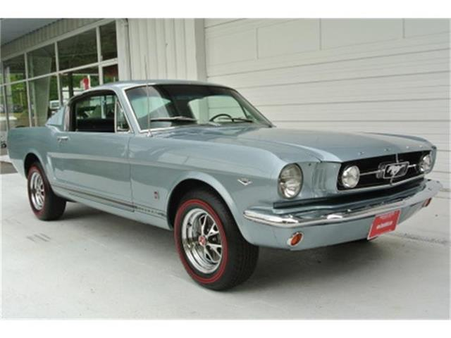 1965 Ford Mustang GT | 861470