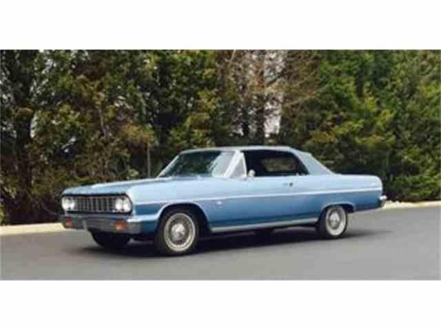 1964 Chevrolet Chevelle Malibu | 861505