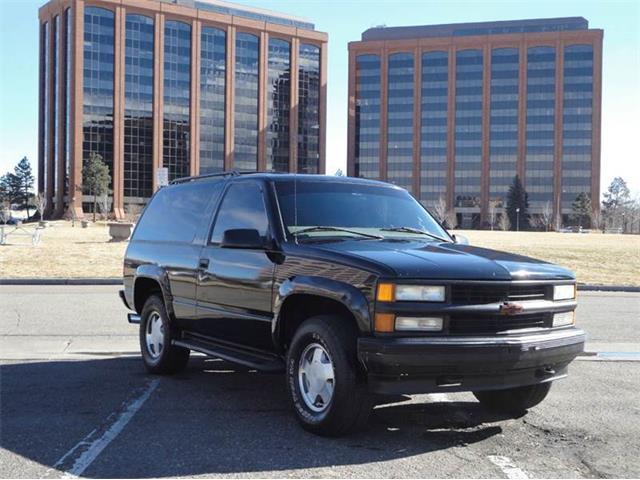 1997 Chevrolet Tahoe | 861554