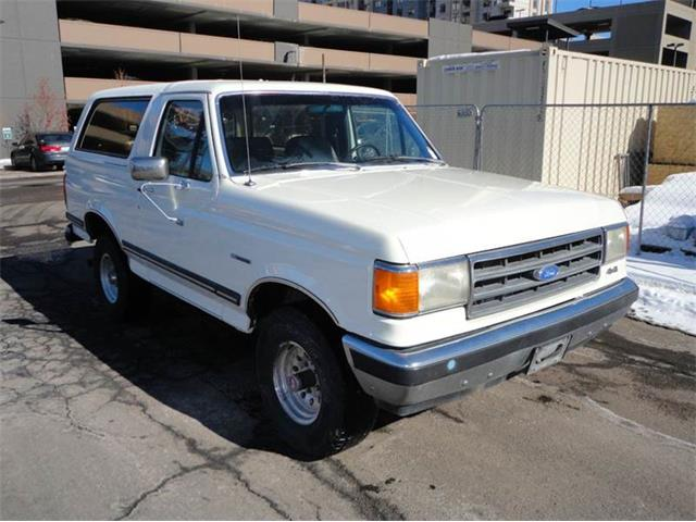 1990 Ford Bronco | 861561