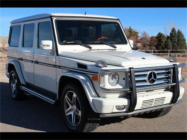 2010 Mercedes-Benz G500 | 861572