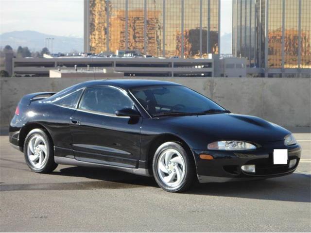 1995 Mitsubishi Eclipse   861580