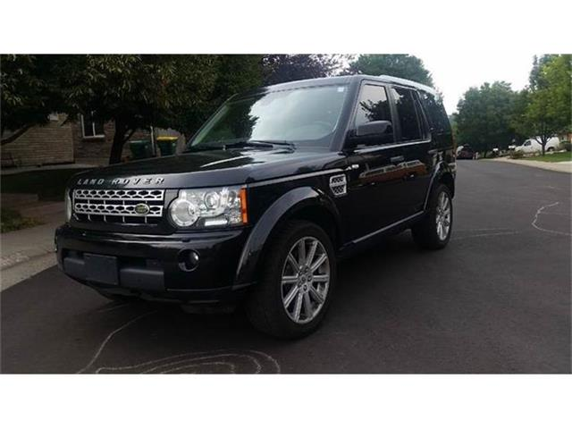 2010 Land Rover LR4 HSE Luxury Package | 861584