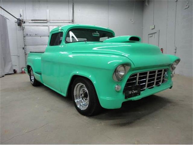 1958 Chevrolet 3100 Choptop 400cid V8 | 861586