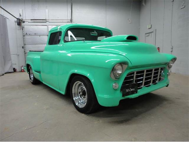 1958 Chevrolet 3100 Choptop 400cid V8 | 861586