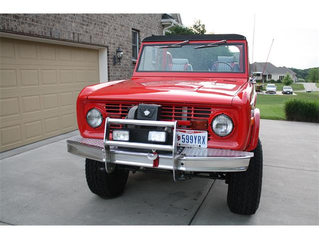1974 Ford Bronco | 861589