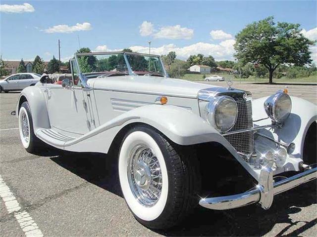 1936 Mercedes-Benz Marlene Roadster   861599