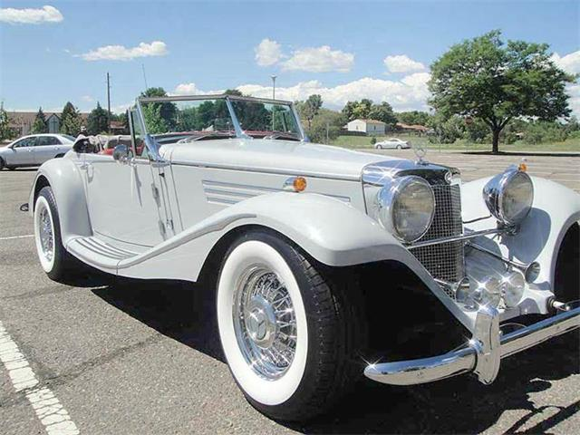 1936 Mercedes-Benz Marlene Roadster | 861599