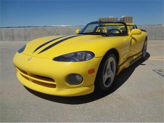 1994 Dodge Viper | 861608