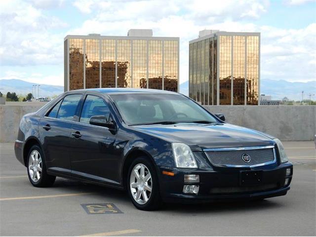 2005 Cadillac STS | 861613