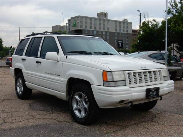 1998 Jeep Grand Cherokee | 861625