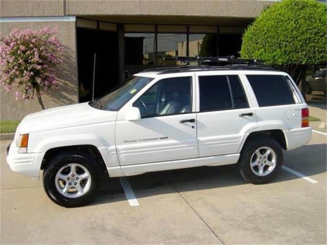 1998 Jeep Grand Cherokee   861625
