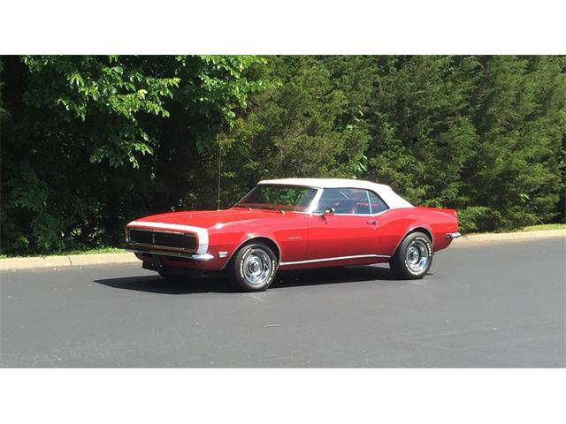 1968 Chevrolet Camaro RS | 861637