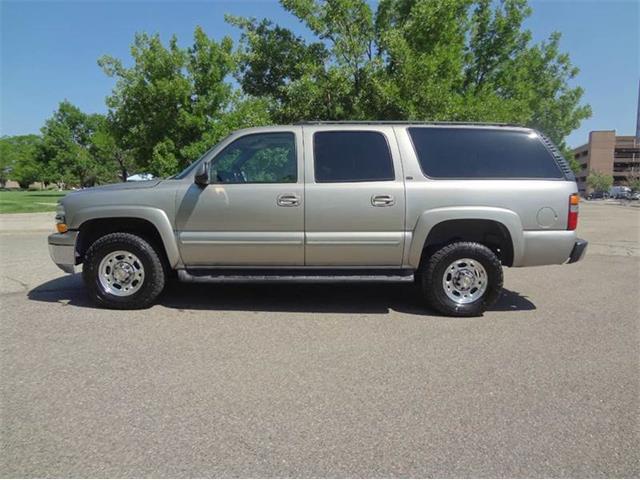 2003 Chevrolet Suburban | 861651