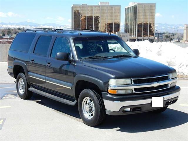 2003 Chevrolet Suburban | 861652