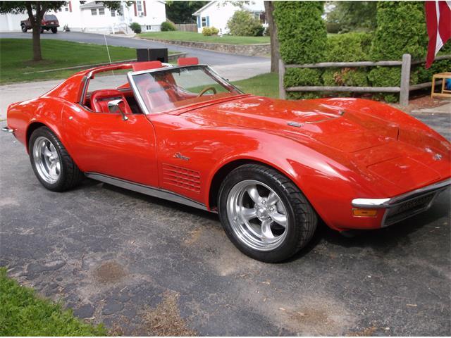1971 Chevrolet Corvette | 861669
