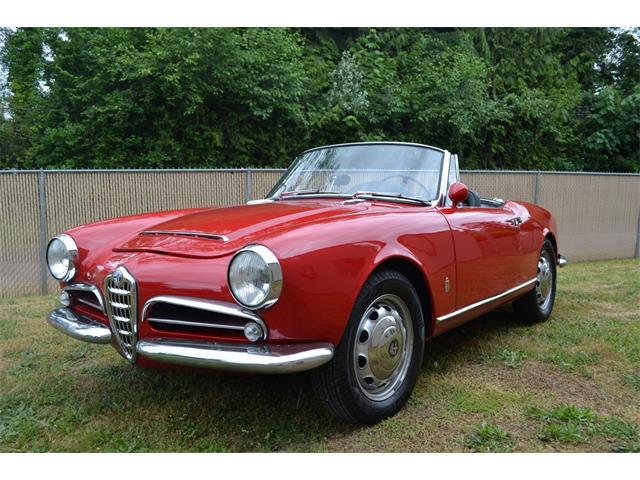 1965 Alfa Romeo Giulietta Spider | 861676