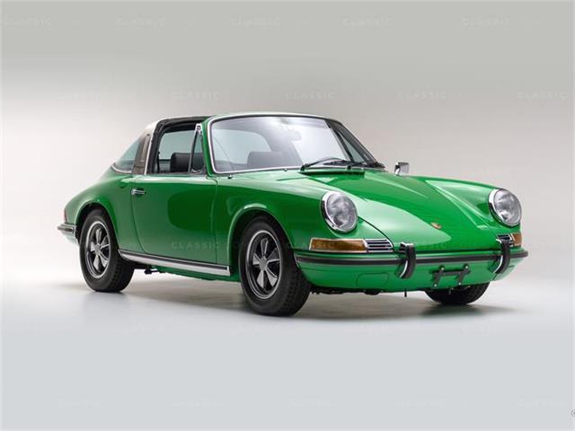 1972 Porsche 911 E | 861678
