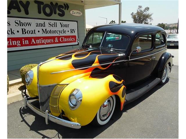 1940 Ford Deluxe | 861682