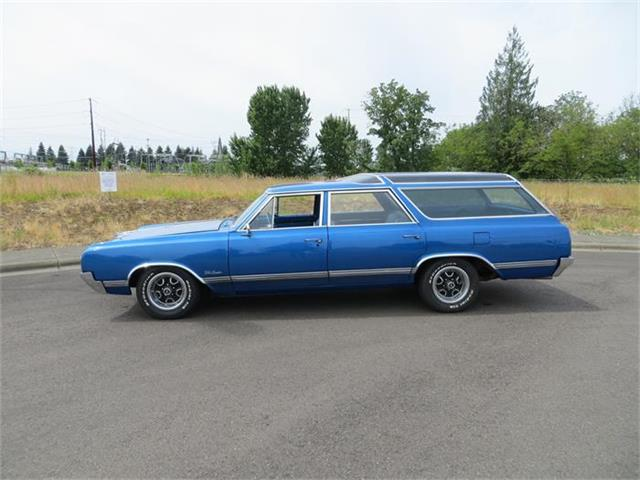 1965 Oldsmobile Vista Cruiser | 861691