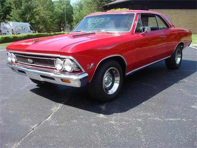 1966 Chevrolet Malibu | 861698
