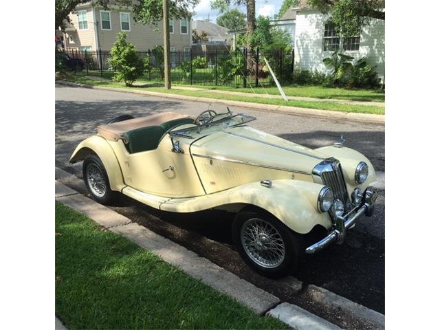 1954 MG TF | 861701