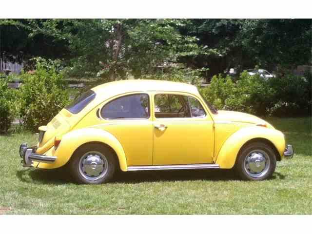 1973 Volkswagen Super Beetle | 861705