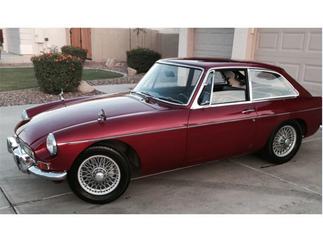 1968 MG MGB | 861722