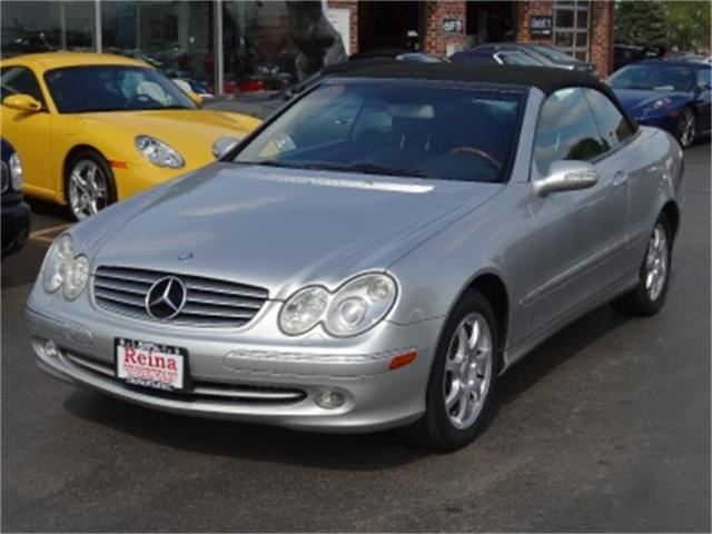 2004 Mercedes-Benz CLK | 861732
