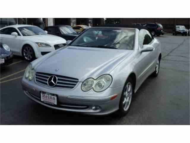 2004 Mercedes-Benz CLK | 861732