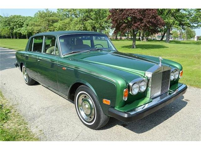 1974 Rolls-Royce Silver Shadow | 861738