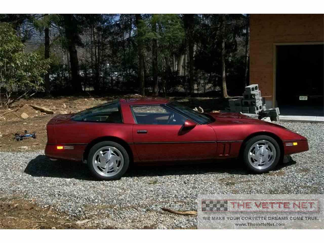 1988 chevrolet corvette for sale cc 861742. Black Bedroom Furniture Sets. Home Design Ideas